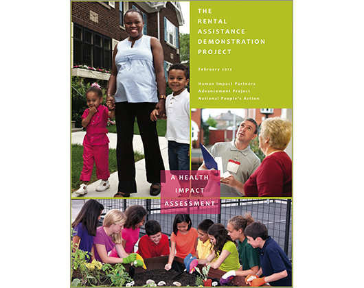 The Rental Assistance Demonstration Project