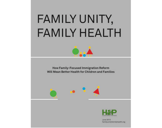Family Unity, Family Health: An Inquiry on Federal Immigration Policy (Case Story)