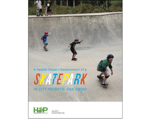 An HIA of a Skatepark in City Heights, San Diego (Case Story)