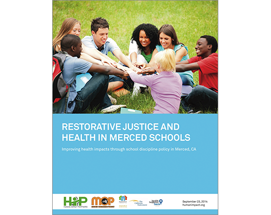 Restorative Justice and Health in Merced Schools