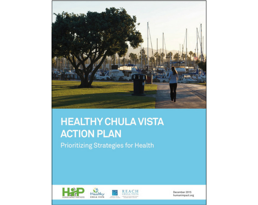 Healthy Chula Vista Action Plan
