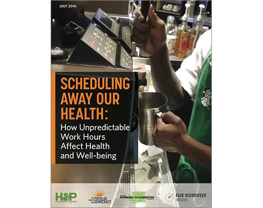 #HealthyHours: Fair Workweek Advocacy