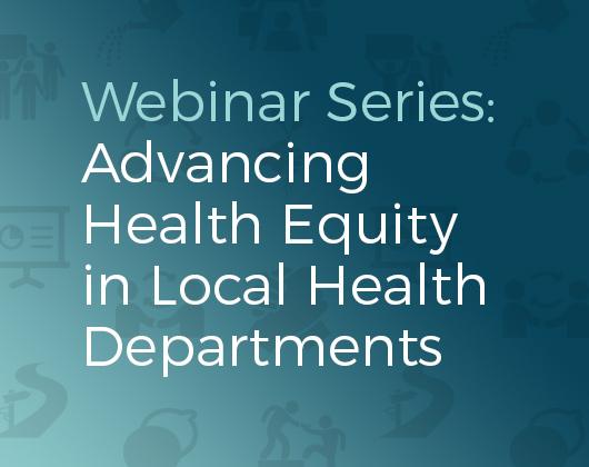 Health Equity Guide Webinar Series