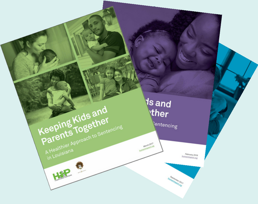 Keeping Kids and Parents Together: A Healthier Approach to Sentencing in MA, TN, LA