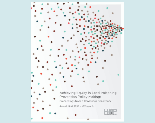 Achieving Equity in Lead Poisoning Prevention Policy Making